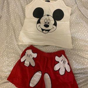 Disney Mickey Mouse Pyjamas